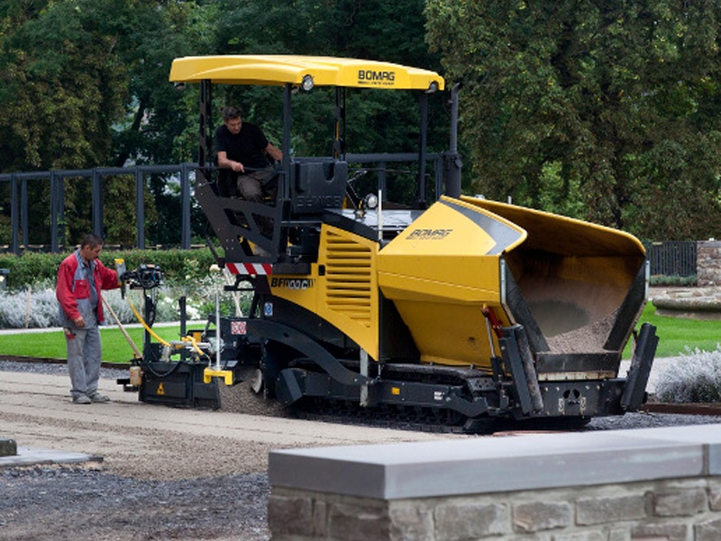 Bomag BF 600P-2
